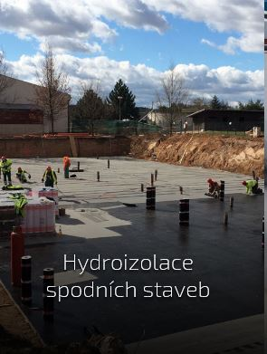 Hydroizolační práce Praha – zajistí proti vlhku tunely, podchody, kolektory