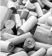 Palivové dřevo na topení - kvalitní pařené bukové dříví štípané a bukové válečky