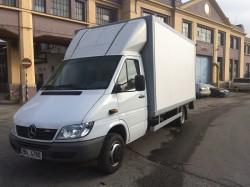 Autopůjčovna dodávek Brno - užitková i nákladní vozidla