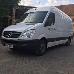Užitková i nákladní vozidla - pronájem Brno
