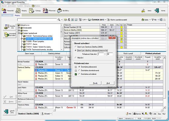 Software PowerKey – uživatelsky příjemný