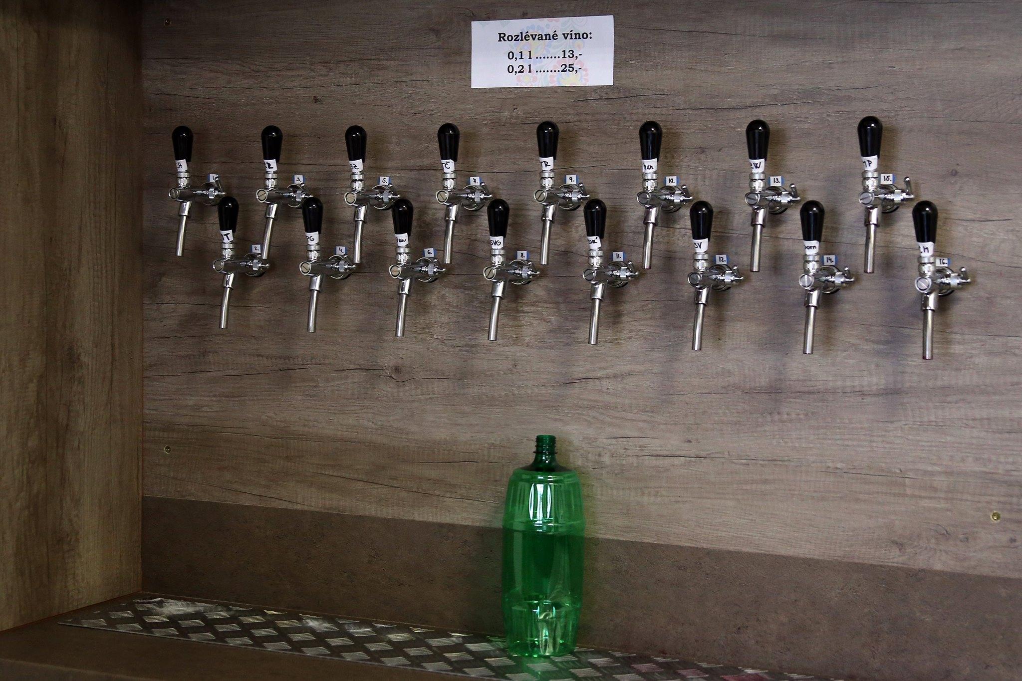 sudové víno Kroměříž