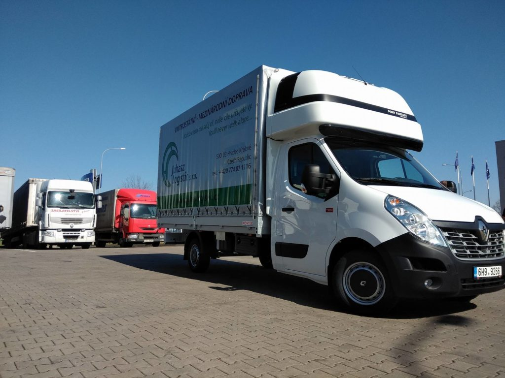 Juhasz Logistic, s.r.o., komplexní služby v oboru autodopravy