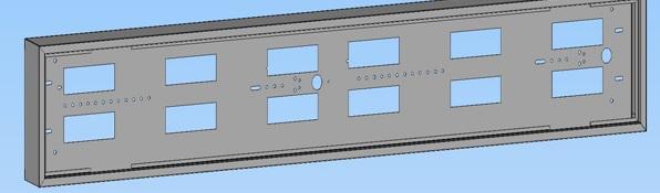 Výroba plechové bedny, svařované konstrukce z plechu