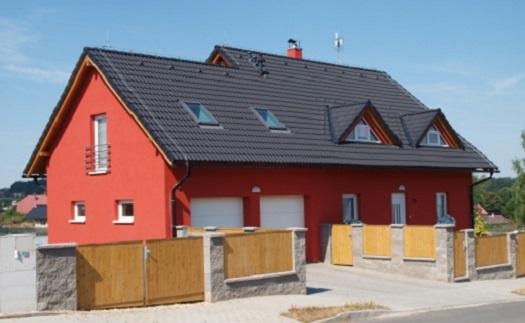 Moderní energeticky úsporné dřevostavby - výstavba