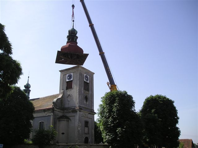 Šetrné opravy a rekonstrukce církevních objektů a staveb