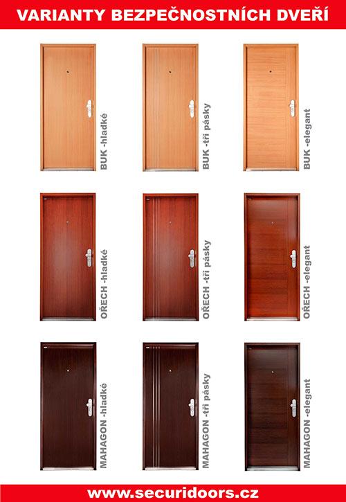 Pořiďte si kvalitní bezpečnostní dveře SECURIDO do Vaší domácnosti nebo firmy