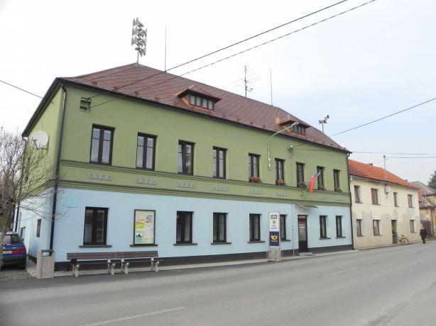 Obec Vražné, okres Nový Jičín, historie, příroda, kultura, sport