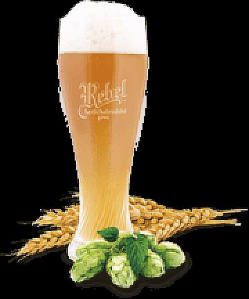 Pivovar, výroba piva REBEL, pivo světlé, řezané, černé, speciál