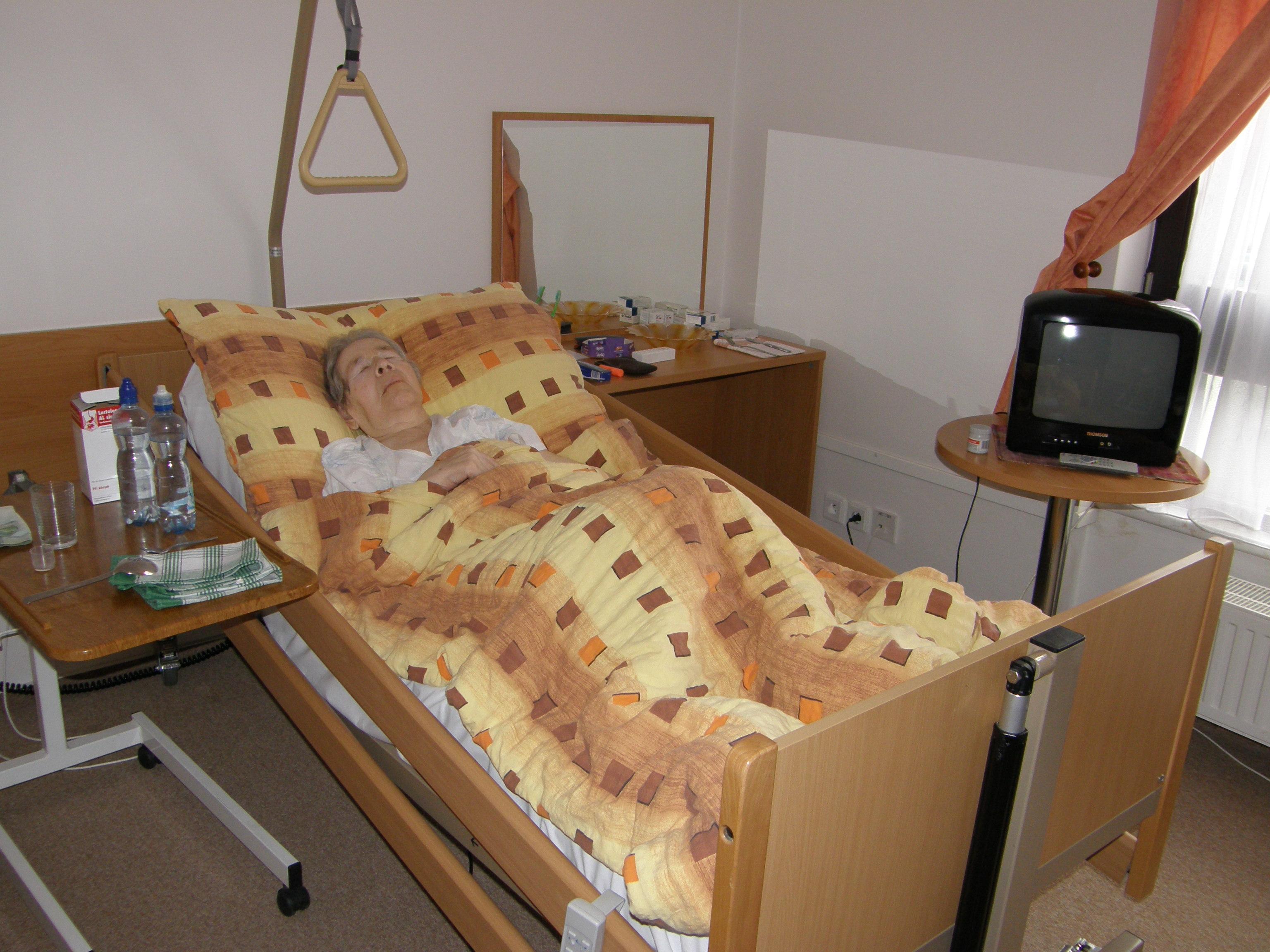 Dlouhodobé i krátkodobé bydlení pro seniory