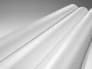 Tkalcovna - tkaní, výroba technických tkanin ze skelných vláken, skelného rovingu