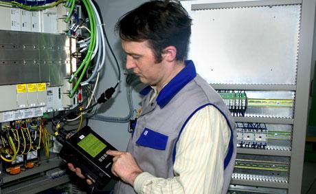 Opravy přístrojů HEIDENHAIN - funkční