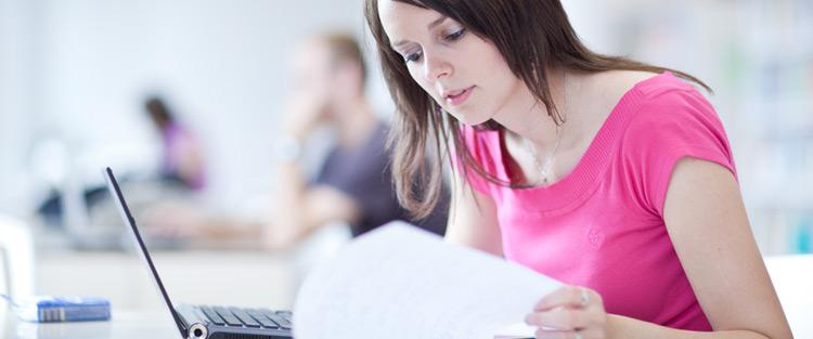 Přijímací řízení na VOŠE bez zkoušek - studium na Vyšší odborné škole ekonomické