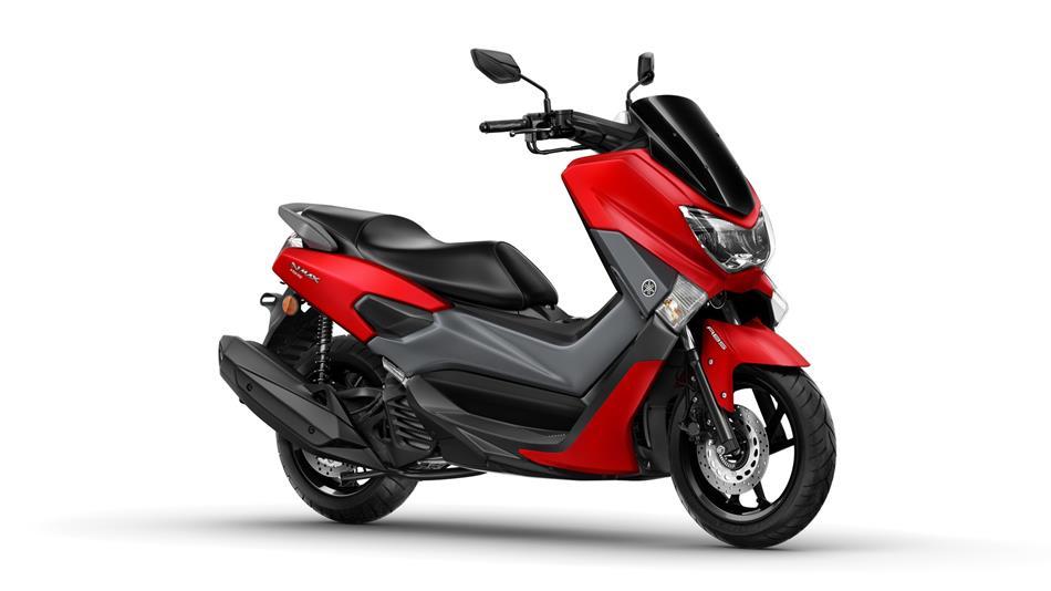 Nenechte si ujet výkonný, lehký a elegantní skútr značky Yamaha NMAX 155