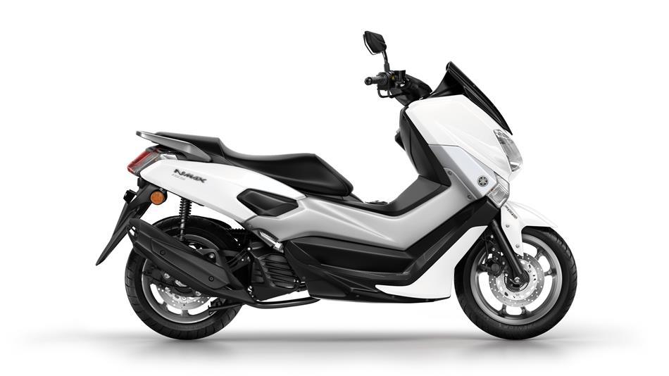 Yamaha NMAX 155 bílý