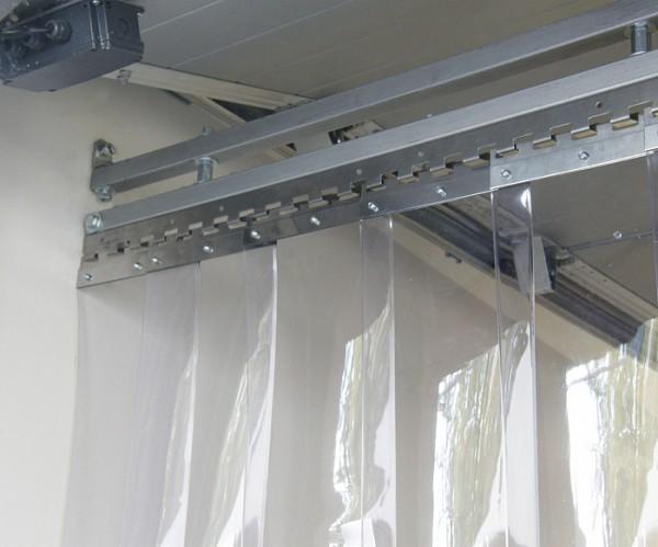 Nosné kovové konstrukce na Vinylfol