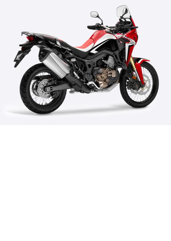 Motocykl Honda, Africa Twin