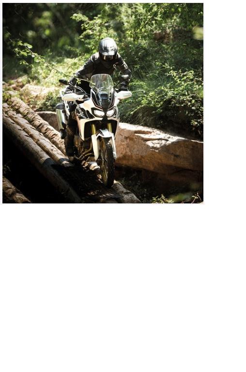 Motocykl do terénu i na silnici