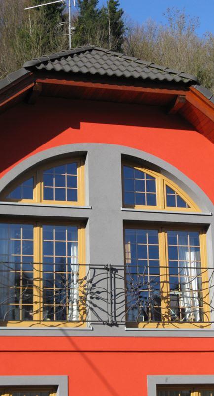 Francouzská okna od spol. Vekra