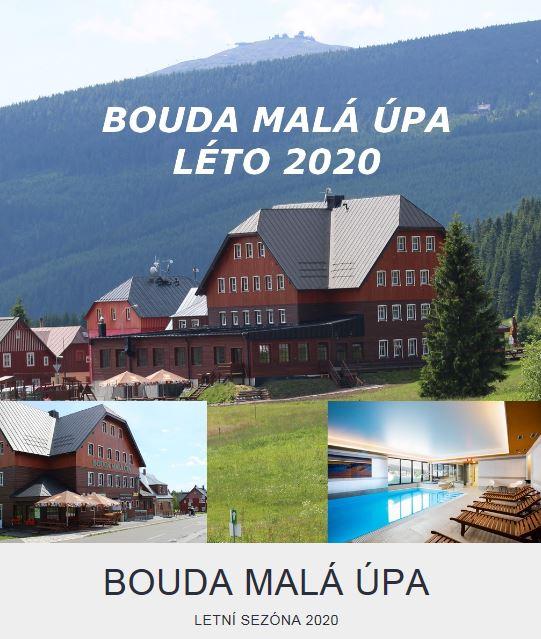 Ubytování Bouda Malá Úpa - Letní Krkonoše - relax i aktivní dovolená v jednom