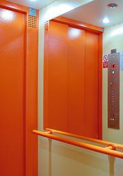 Výtahové klece protiváhy tlačítkové ovladače Ústí nad Orlicí