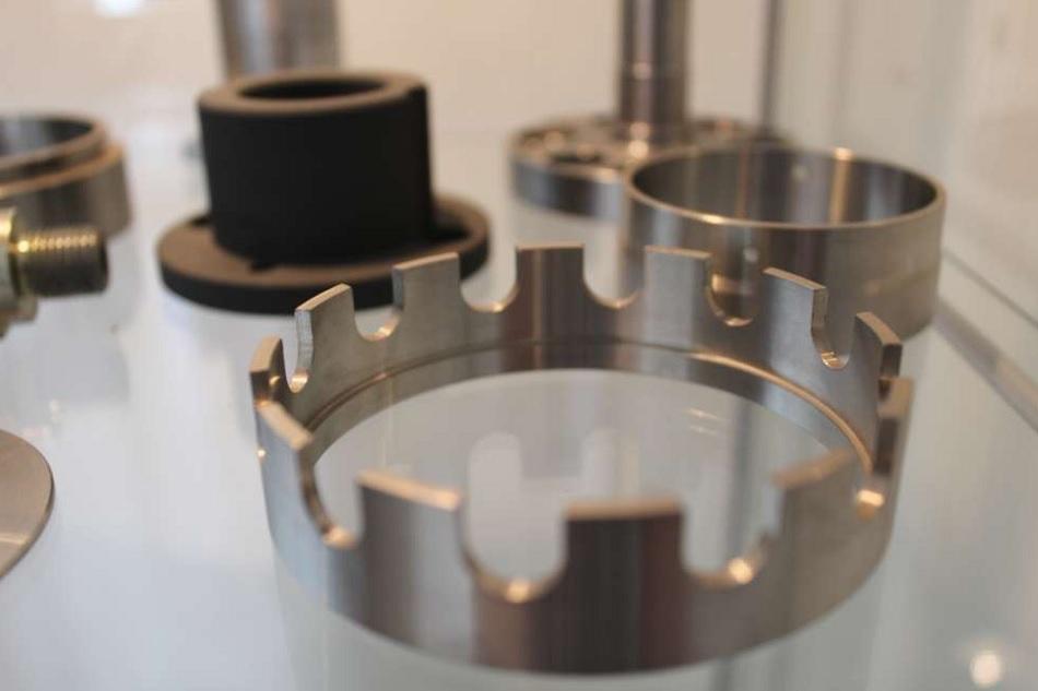 Výrobky CNC obrábění