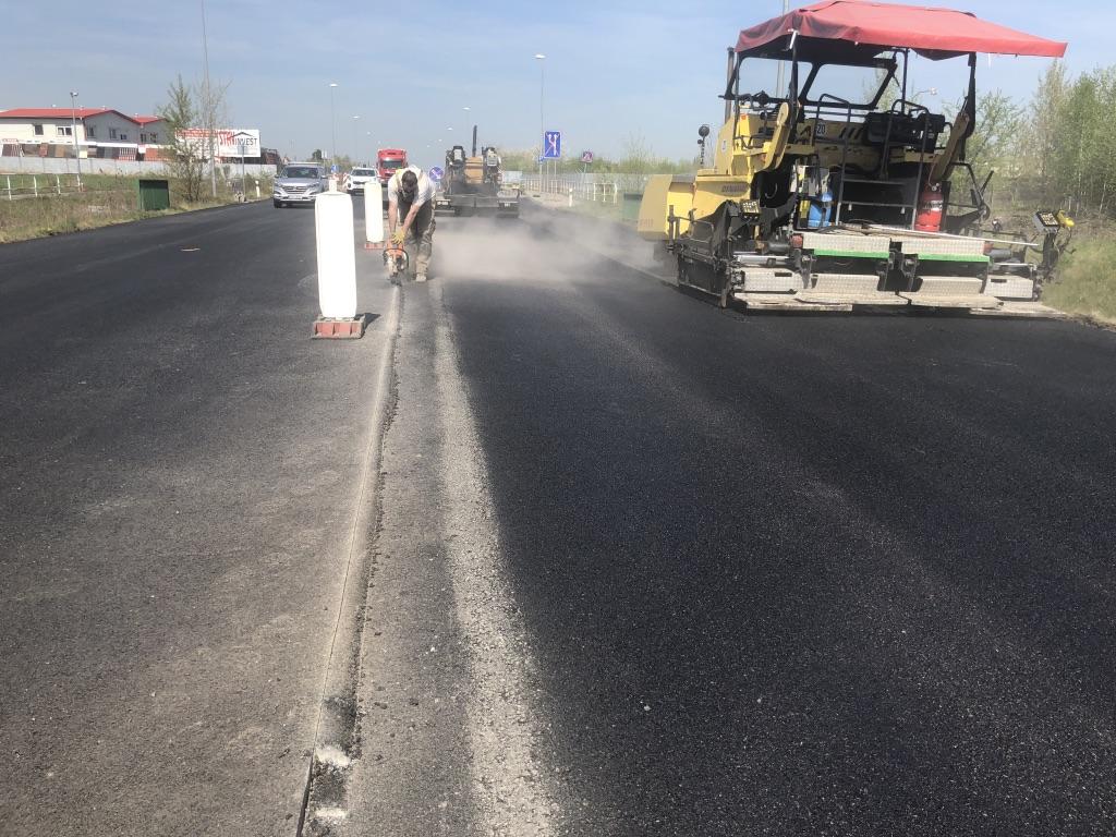Opravy a rekonstrukce pozemních komunikací Praha