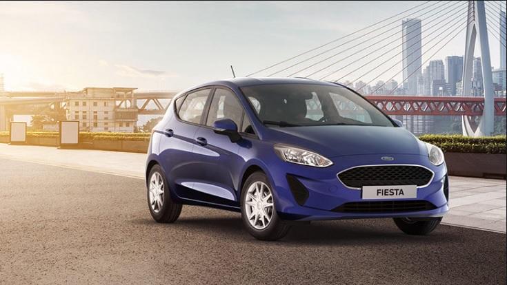 Nový Ford Fiesta za výhodnou cenu