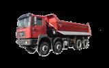 Nákladní doprava, autodoprava, přeprava sypkých materiálů, zemědělských komodit