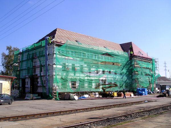 Výstavba, opravy a rekonstrukce objektů pozemního stavitelství