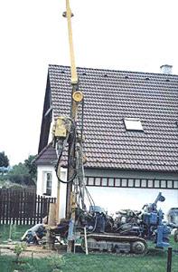 Vrtané studny pro rodinné domy, chaty