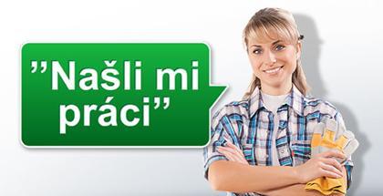 Agentúra práce - ponuka práce pre zváračov, obrábačov, operátorov výroby Česká republika