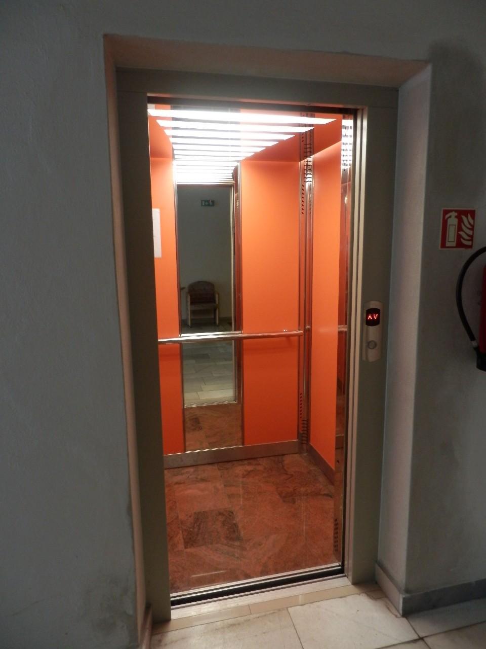Montáž a servis výtahů Brno