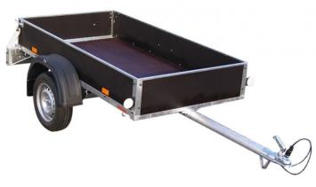 Zapůjčení přívěsných vozíků Znojmo