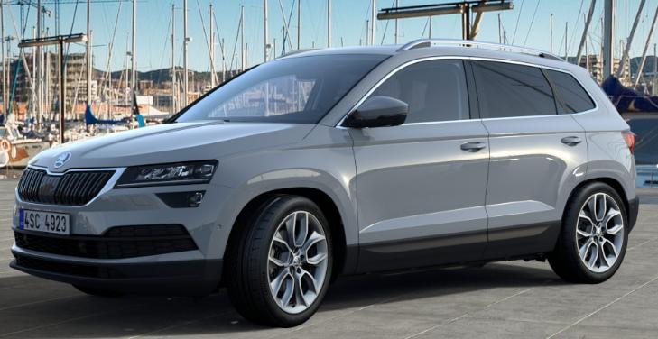 Kompaktní SUV Škoda KAROQ - prodej Havířov, Frýdek-Místek