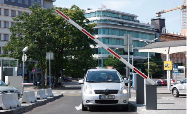 Parkovací systémy pro silniční dopravu