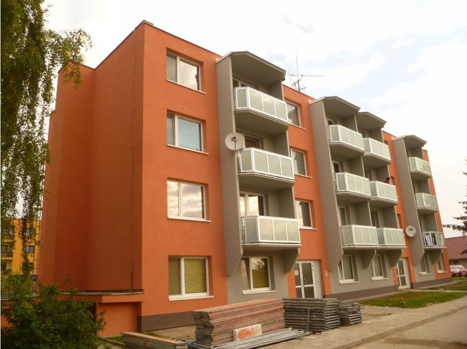 Kompletní revitalizace panelových, bytových a rodinných domů