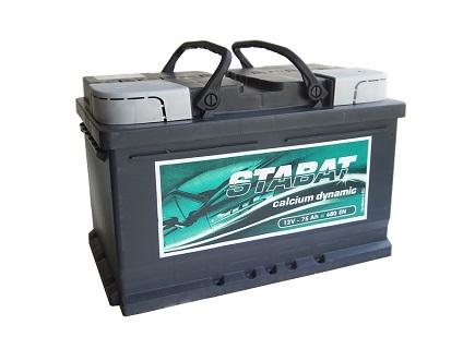 autobaterie Stabat - prodej, dovoz zdarma Uherské Hradiště
