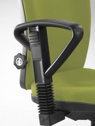Kancelářské židle a křesla - výškově nastavitelná, pohodlná