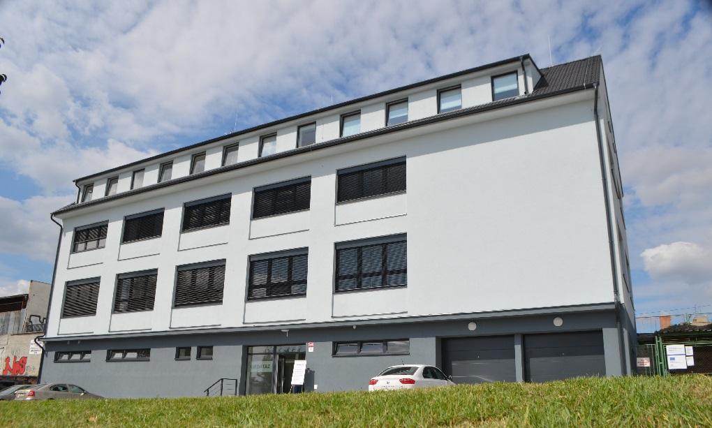 Otevřeli jsme novou provozní budovu s moderními prostory