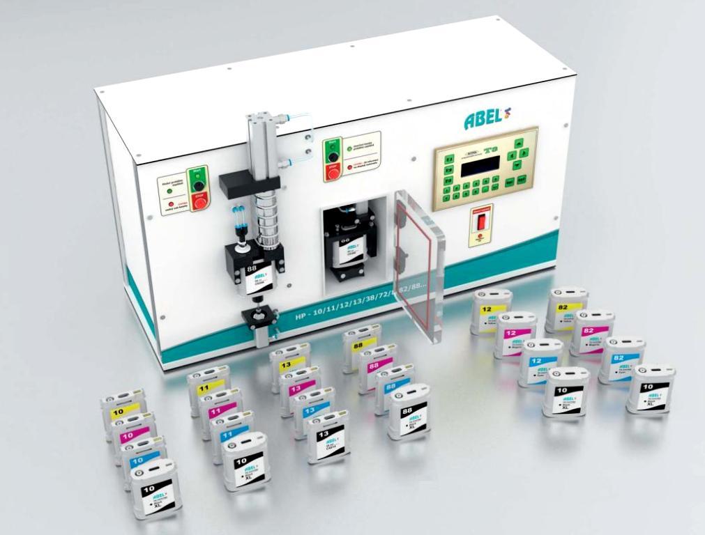 Vsaďte na kvalitu a nakupujte tonerové a inkoustové kazety značky ABEL