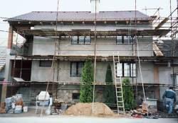 Zateplení fasád a sanace omítek rodinných a bytových domů