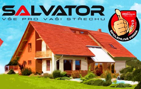 Kvalitní střešní krytiny pálené, betonové, ocelové i plechové