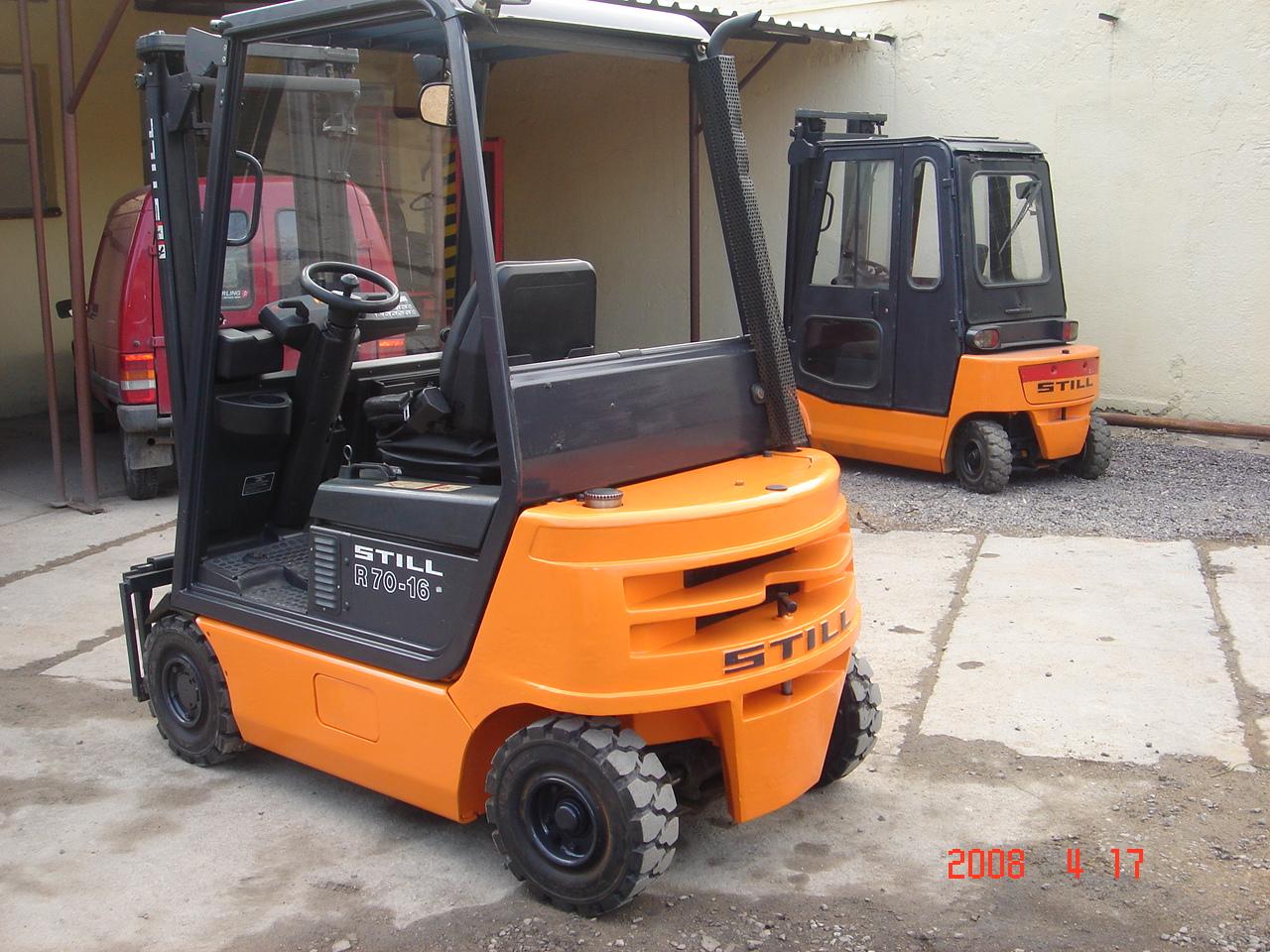 Vysokozdvižné vozíky akumulátorové a na pohon LPG - právě nyní za akční cenu