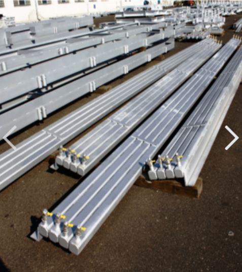 Ocelové konstrukce pro strojírenství