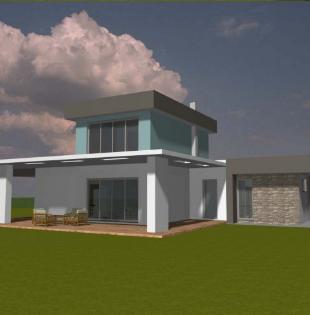 Návrh a zpracování projektu rodinného domu