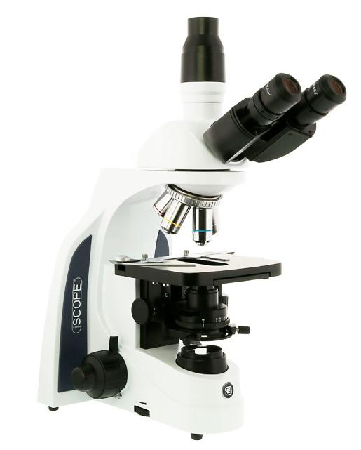 Moderní mikroskopy Euromex iScope vhodné do škol i do odborných laboratoří