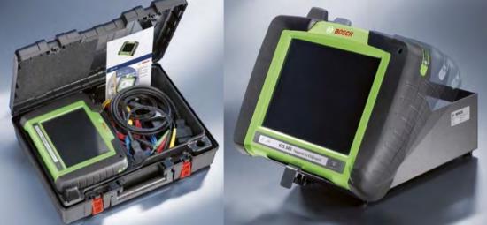 Autodiagnostika Bosch pro servisy a autodílny Vysočina