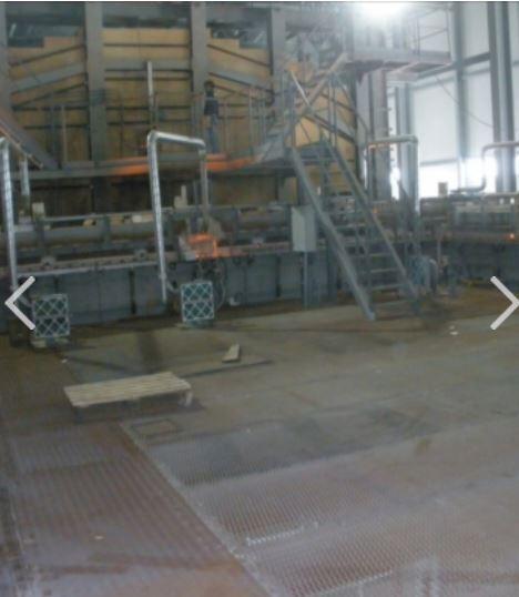 Sklářské tavicí pece pro výrobu obalového, stolního i uměleckého skla