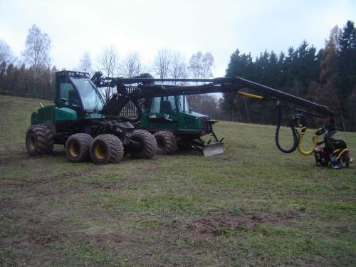 Výhodný výkup kulatiny, výkup vytěženého dřeva od lesů nebo organizací